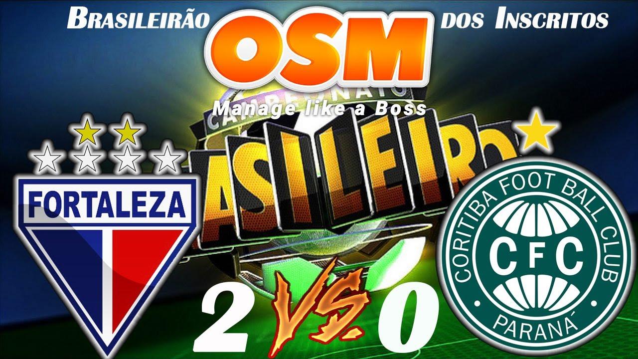 Brasileirão dos Inscritos OSM - rodada 12