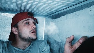 24 HOURS IN A FREEZER: WORLD RECORD ATTEMPT (-18°C)