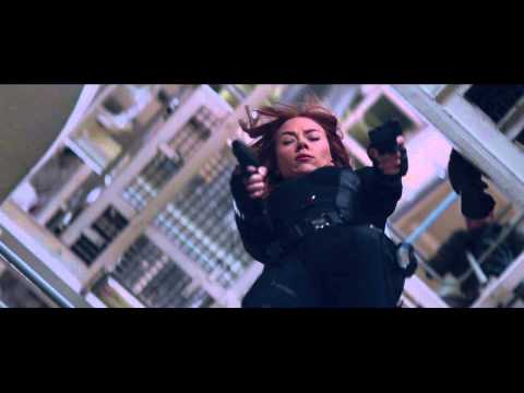 Captain America The Winter Soldier - Meet Black Widow - OFFICIAL Marvel | HD