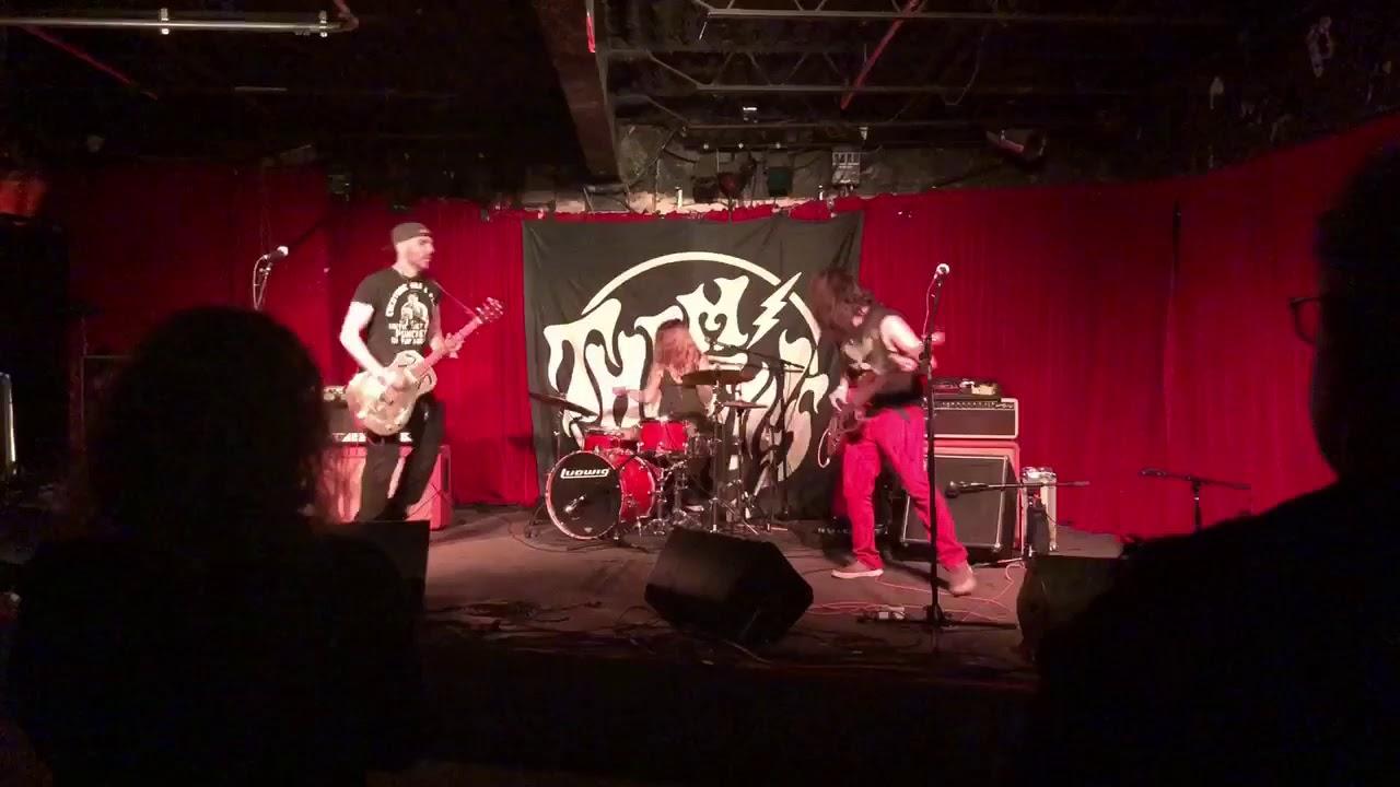 Dark Water Rebellion LIVE at Grog Shop 5/20/2018