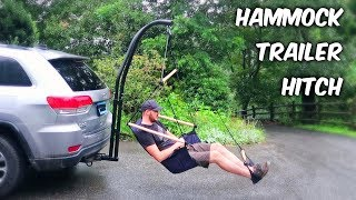 Car Hammock Stand