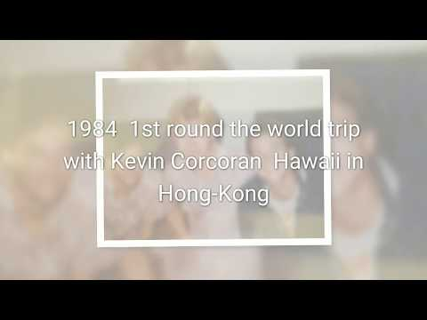 1984 part 1 round the world with Kevin Corcoran