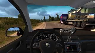 НА ШКОДЕ В РЕЙС DUISBURG-ROTTERDAM + РУЛЬ!! (СНОВА БОМБИТ И УГАРНЫЕ МОМЕНТЫ) #6(Всем привет, едем мы сегодня в рейс в euro truck simulator2 с рулем Logitech G25 , очень круто!!! Обязательно не пропусти весе..., 2016-10-23T12:26:40.000Z)