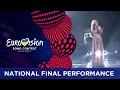 Kasia Moś Flashlight Poland Eurovision 2017 National Final Performance