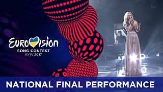 Repeat youtube video Kasia Moś - Flashlight (Poland) Eurovision 2017 - National Final Performance