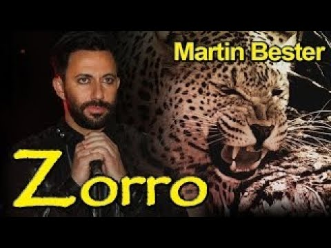 Zorro by Martin Bester (ENG preview)