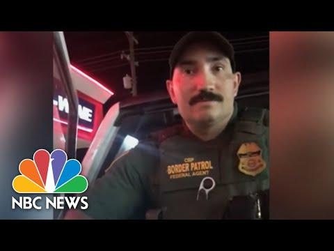 Border Patrol Stops Two Women In Montana For Speaking Spanish | NBC News