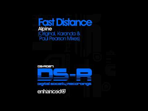 Fast Distance - Alpine (Original Mix)