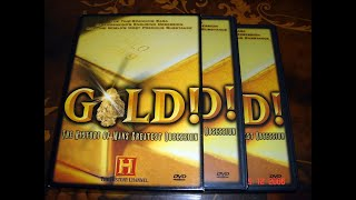 Gold! The History of Man