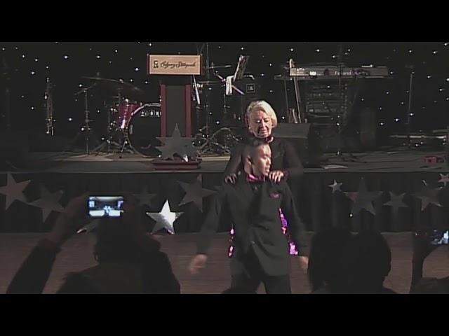 Pat 'Tango Terror' Moore—Calgary STARS Gala 2014