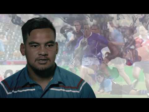 My Rugby Hero: Samoa's U20 captain Ivan Fepuleai