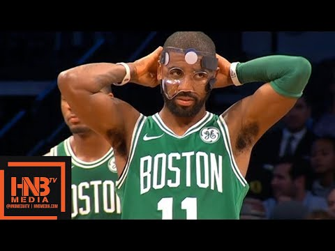 Thumbnail: Golden State Warriors vs Boston Celtics Full Game Highlights / Week 5 / 2017 NBA Season