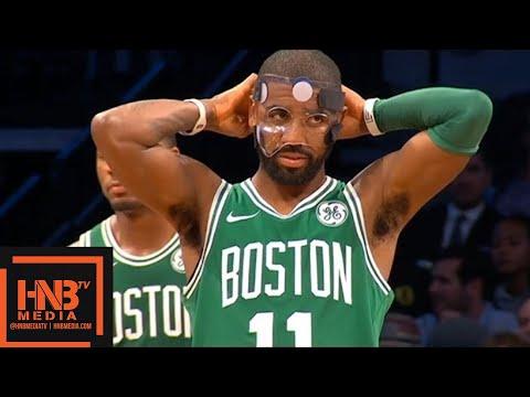 Golden State Warriors vs Boston Celtics Full Game Highlights / Week 5 / 2017 NBA Season