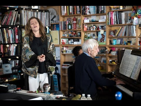 Barbara Hannigan: NPR Music Tiny Desk Concert