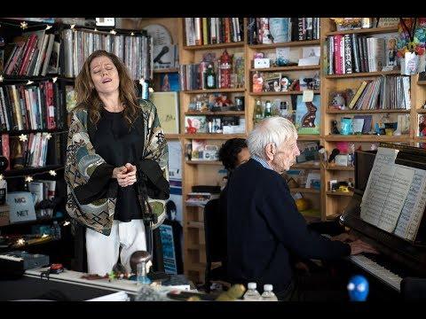 Barbara Hannigan: NPR Music Tiny Desk Concert