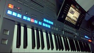 Tyros 5 - Viva Forever (Instrumental) - Spice Girls