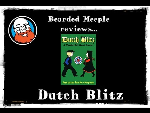 Dutch Blitz Game Review Youtube
