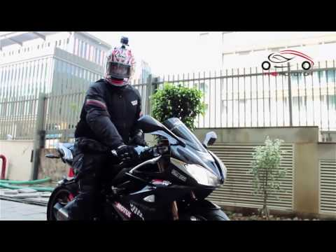 Triumph Daytona  |Throttle| Arrow Exhaust