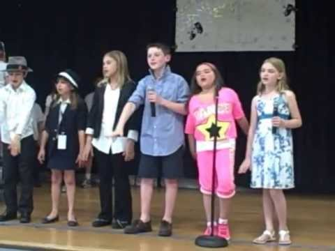 The Best Little Theater In Town - West District 4th Graders