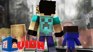 Minecraft : O FIM ESTÁ PRÓXIMO !!! #111 (MINECRAFT VIDA ) thumbnail