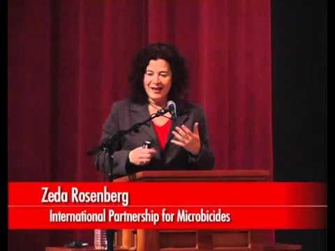 2007 Voices from the Vanguard - Zeda Rosenberg