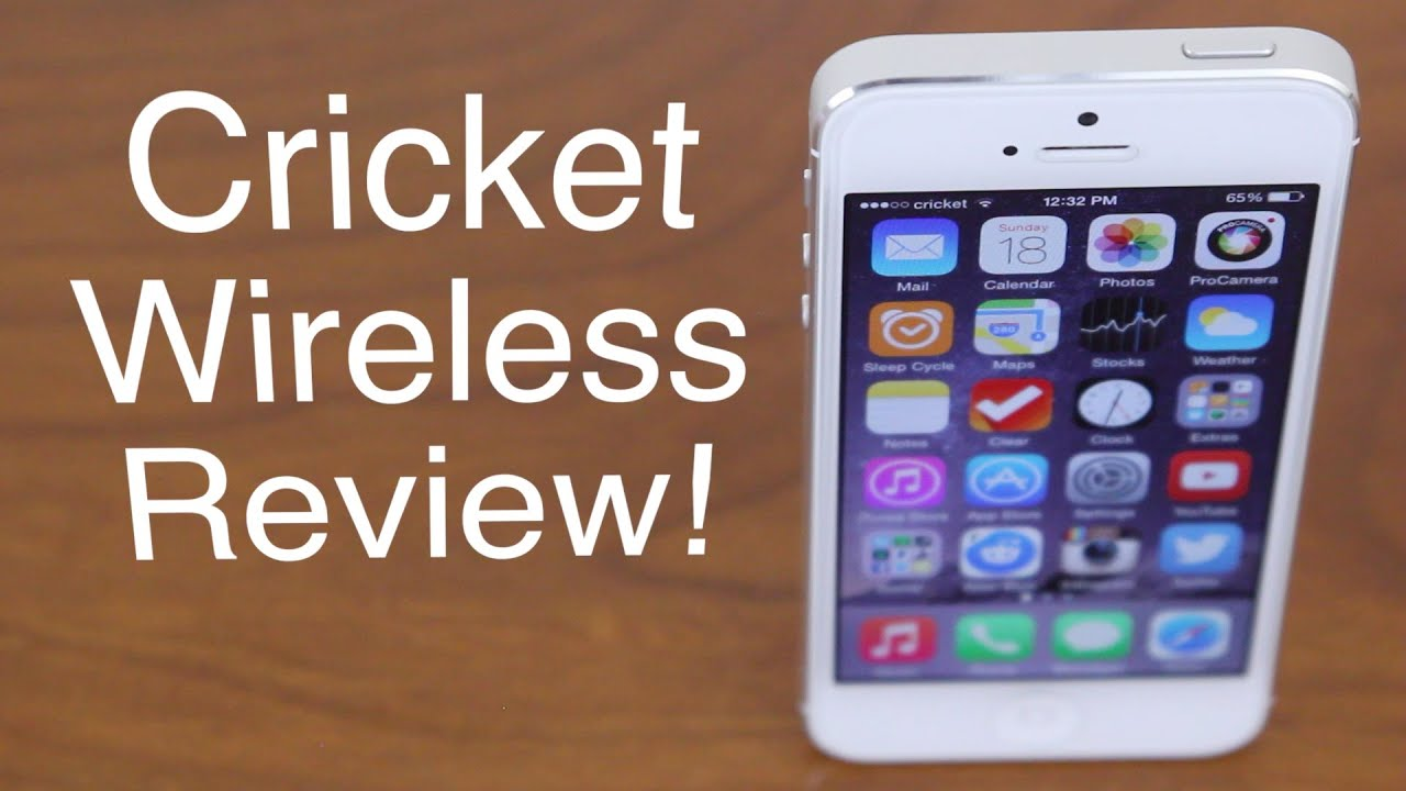 Cricket Wireless Review