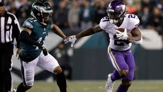 Vikings vs. Eagles 2018 NFC Championship Game Highlights | NFL