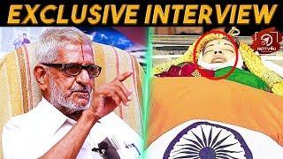 ஜெயலலிதா சாவுக்கு நான் தான் காரணம் - வாக்குமூலம் தரும் Traffic Ramasamy - Exclusive Interview