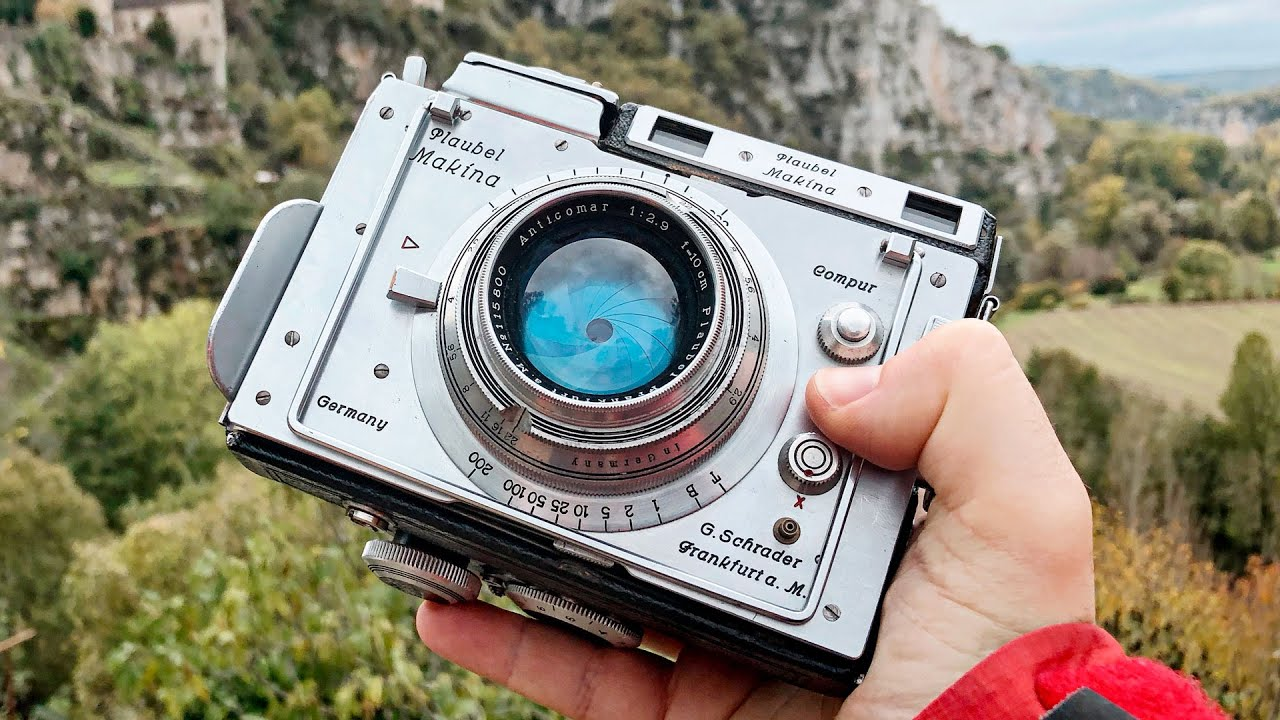 """Download Shooting with a 70 Year-old """"Tank"""" camera"""