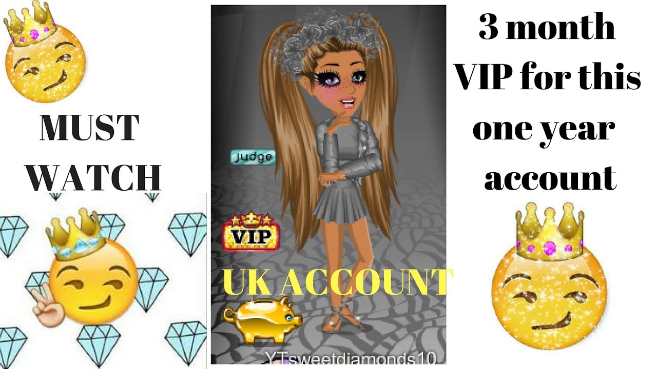 3 month vip code for 1 year account on. - YouTube