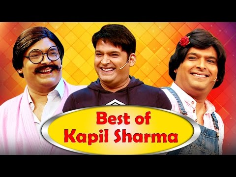 Dr.Mashoor Gulati and Kapil in Best of 2016 | The Kapil Sharma Show |  Funny  Indian Comedy |  HD