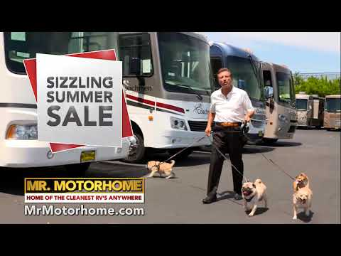 Mr  Motorhome - Elk Grove, CA - Home Of The Cleanest RVs