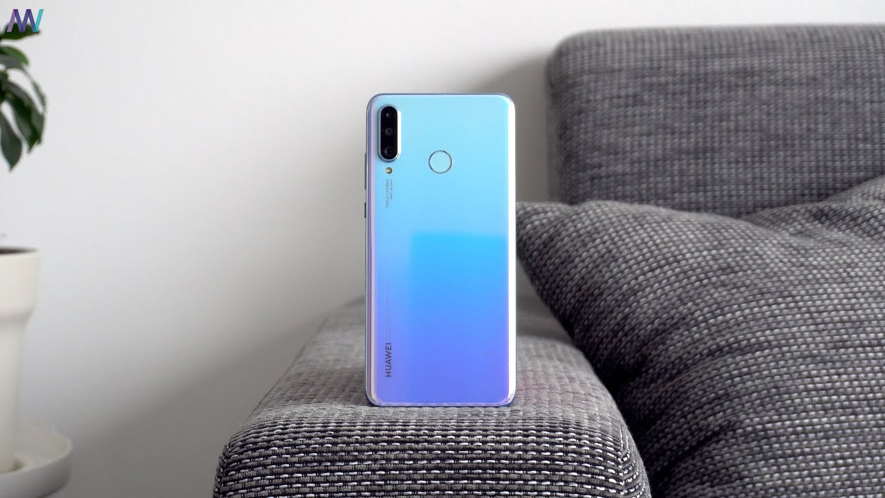 Huawei's P30 Lite New Edition is a 2019 smartphone in 2020..