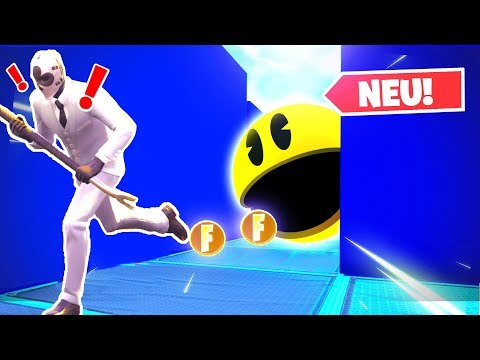 neu pacman modus in fortnite battel royale - fortnite scar finden