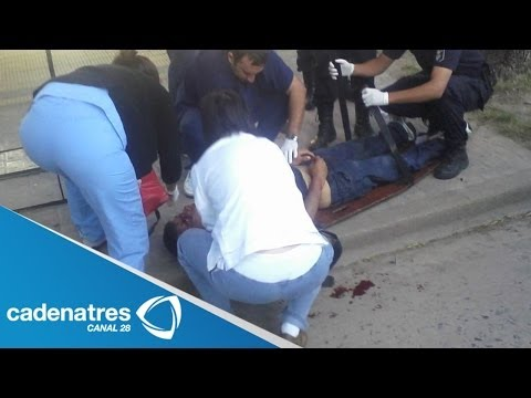 Sangriento fin de semana en Tlalnepantla / Ola de violencia en México