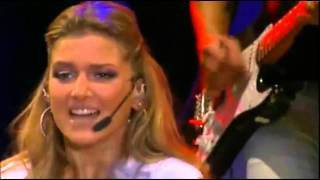 Jeanette Biedermann - Will you be there (Bremen 24.05.2002)