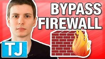 How to Get Past Any Web Blocker Firewall (Bypass School Firewall, Work, Home)