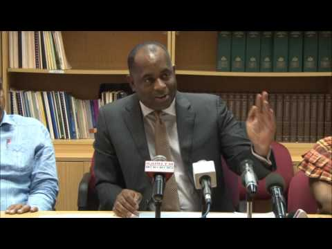 PM Skerrit reports on visits to Haiti and The Bahamas