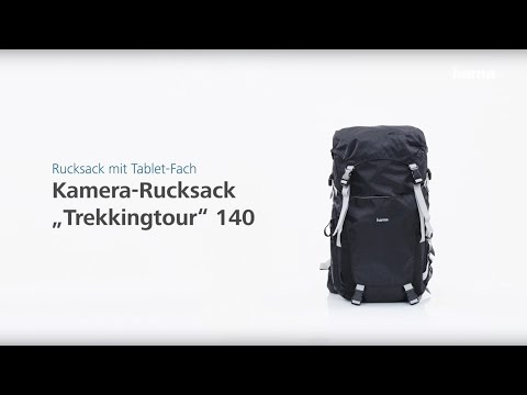 "Hama ""Trekkingtour"" Camera Backpack 140"