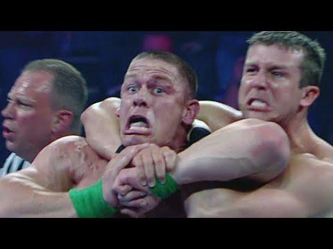John Cena vs. Randy Orton: Bragging Rights 2009 - WWE Championship Iron Man Match