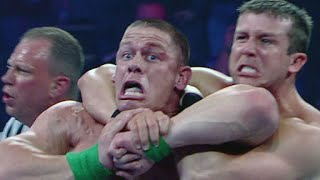 John Cena vs. Randy Orton: Bragging Rights 2009 - WWE Championship Iron Man Match