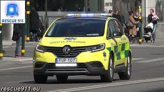 [Stockholm] Akutläkarbil 339-9080 Samariten Ambulans AB