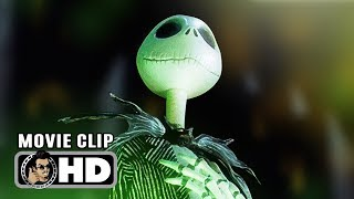 THE NIGHTMARE BEFORE CHRISTMAS Movie Clip - This is Halloween (1993) Jack Skellington Animation HD