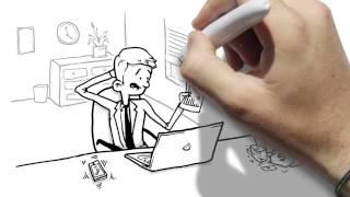Demo Whiteboard Animation / Video Scribe   NYC Internet Marketing Agency