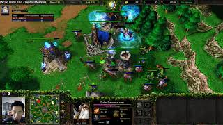 Lawliet (NE) vs Blade (HU) - WarCraft 3 - Death of the Heroes - Recommended - WC2604