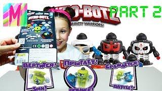 GYRO BOTZ игрушки для битвы Mila NEW TOYS part 2