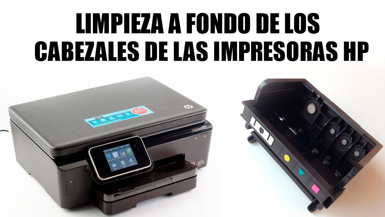 limpieza manual de cabezales de impresoras hp youtube rh youtube com HP Deskjet F2430 HP Deskjet 3054