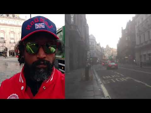 3 November 2017 on the road COLLECTIONS 2017 @Shaftesbury Avenue  Street in London, England
