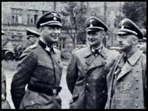 Post WW2 Nazi Guerillas
