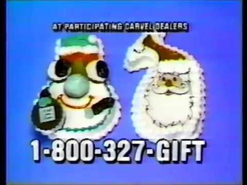 cookie puss cake 1984 carvel santa and cookie puss 3040